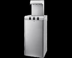 Wasserspender Standgerät mit Festwasseranschluss Aquabar Easy